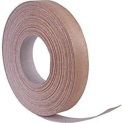 "Wood Veneer Edgebanding Edge Banding Tape Pre-Glued 7/8"" x 25' Mahogany"