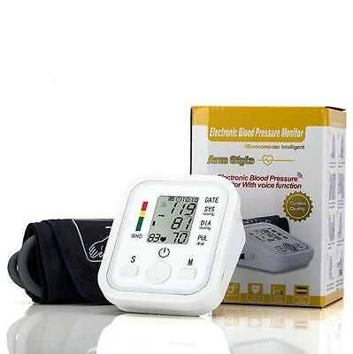 Upper Arm Pulse Digital Tonometer 1 Pcs Health Care Blood Pressure Monitors