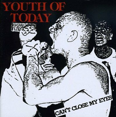 Youth of Today - Can't Close My Eyes [New CD]