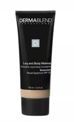 Dermablend Leg And Body makeup SPF MEDIUM GOLDEN FORMERLY Golden  3.4 fl oz