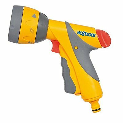 Hozelock 2684 8 MULTI Spray Plus Water Gun and Aqua Stop