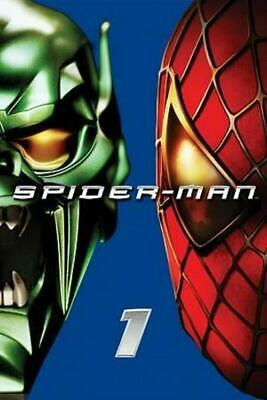 Spider-Man (Blu-ray Disc, 2012, Includes Digital Copy UltraViolet) NEW