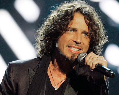 Chris Cornell 8x10 Photo R.I.P. Lab Printed Color Picture #153