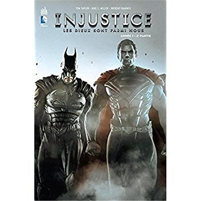 NEUF - BD INJUSTICE tome 2