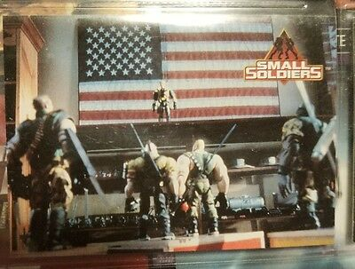 Small Soldiers The Movie Promo Card P3