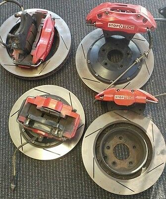 Stoptech Brakes 300ZX, R33GTS-T, R32GTR, S14, S15 - Used