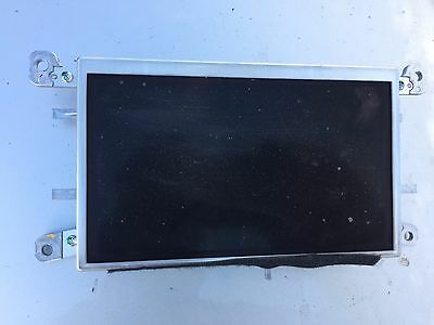 LCD Multimedia Display Screen Navigation For AUDI A4 A5  USED