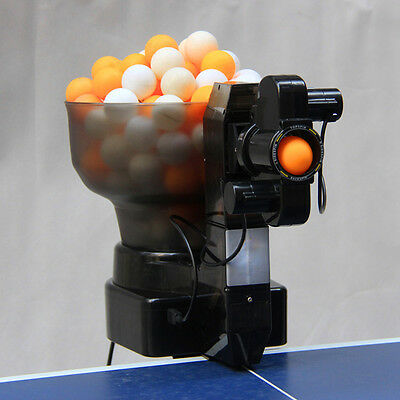 HP-07 Ping Pong/Table Tennis Robots Automatic Ball Machine for Training