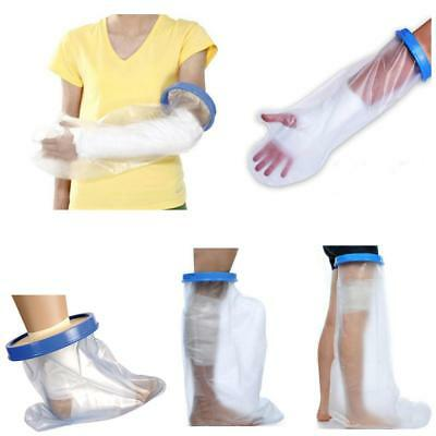 Adult Waterproof Cast Protector Hand Arm Foot Leg Cover for Shower Bath and Rain