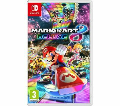 NINTENDO SWITCH Mario Kart 8 Deluxe - Currys
