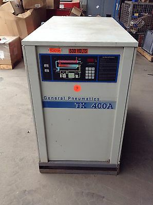 General Pneumatics TK400A-E6X Refrigerated Compressed Air Dryer 400SCFM R-22
