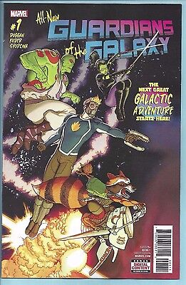 All-New Guardians Of The Galaxy #1 Nm New