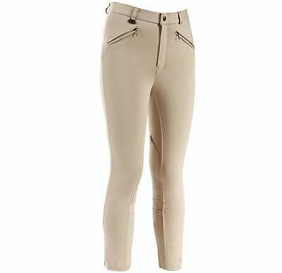 Horze Active Children's Self-Patch Breeches