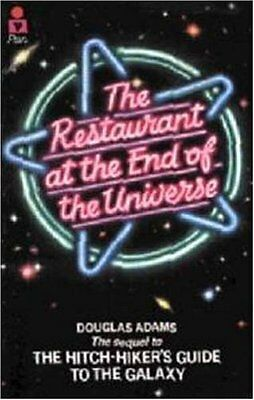 The Restaurant at the End of the Universe (Hitch Hiker's Guide to the Galaxy),D