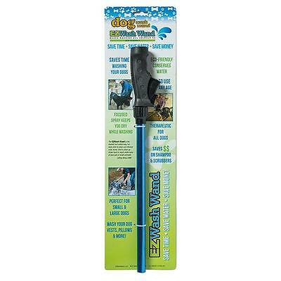 Weaver Leather EZ Wash Wand Hose Attachment, Small Animal, Blue