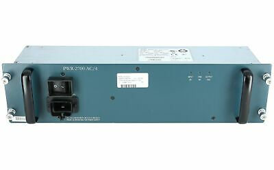 CISCO - PWR-2700-AC/4 - 2700W AC Power Supply for Cisco 7604/6504-E