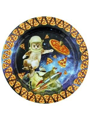 Cats In Space Tin Ashtray