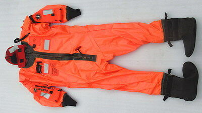 Mustang Ocean Commander Immersion Suit Solas Adult Protective Diving Suits