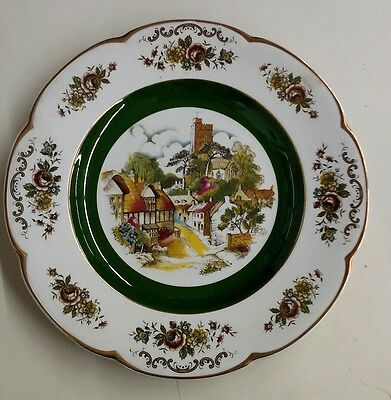 Ascot Service Plate by Wood and Sons England