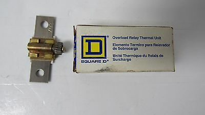 Square D Overload Relay Thermal Unit B28.0