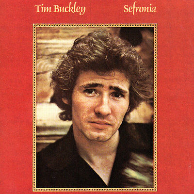 Tim Buckley SEFRONIA Limited Edition REAL GONE MUSIC New Sealed Colored Vinyl LP