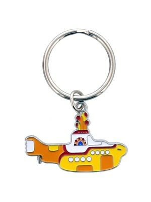 The Beatles Yellow Submarine Keyring