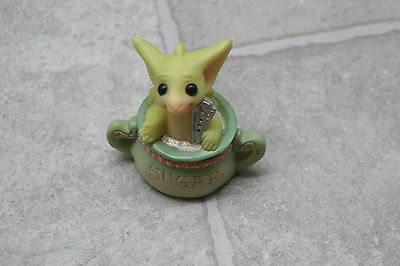 Whimsical World of Pocket Dragons Figurine Sugar 2000 Real Musgrave