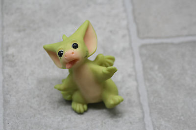 Whimsical World of Pocket Dragons Figurine Dizzy 2001 Real Musgrave