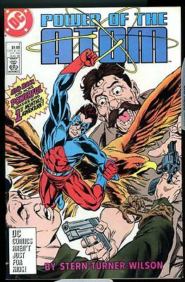 Power of the Atom #1 (Aug 1988, DC) NEAR MINT $2 Off EA Additional Comics