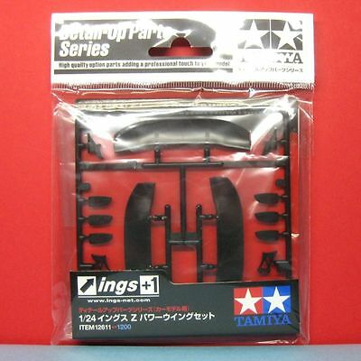 Tamiya 12611 1/24 Scale ings Z-Power Wing Parts Set  from Japan