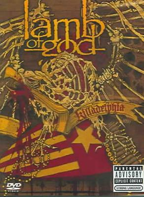 Lamb Of God - Killadelphia Used - Very Good Dvd