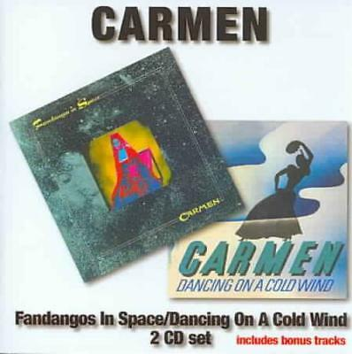 Carmen - Fandangos In Space/dancing On A Cold Wind Used - Very Good Cd