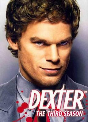 Dexter - The Complete Third Season Used - Very Good Dvd