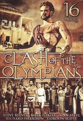 Clash Of The Olympians Used - Very Good Dvd
