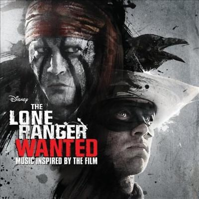 Various Artists - The Lone Ranger: Wanted Used - Very Good Cd