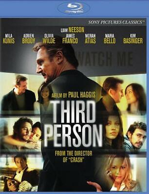 Third Person Used - Very Good Blu-Ray