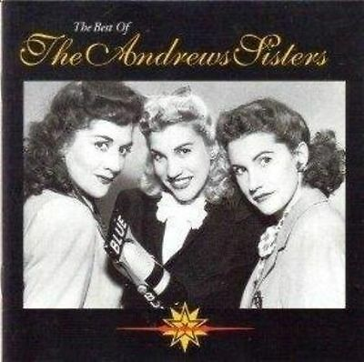 The Andrews Sisters - The Best Of Andrews Sisters [Mca] Used - Very Good Cd
