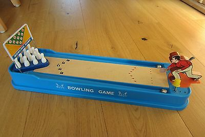 Blechspielzeug - Bowling - Tomy Made in Japan -