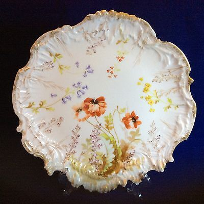 Rare Antique Limoges Martial Redon(MR) Large Plate - c1880's+