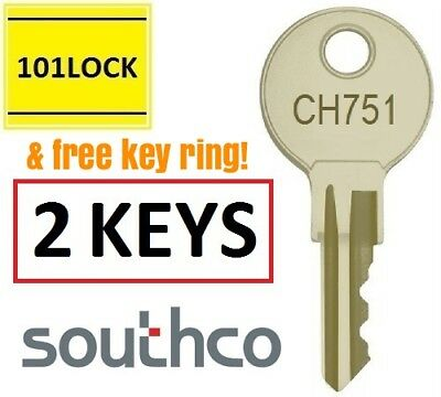 2 Keys CH751 Southco Camper Trailer Storage Shower Compartment Door Cover RV