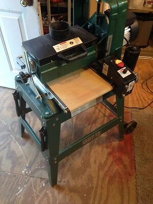 "Grizzly G0716 10"" Drum Sander"