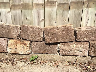Antique Granite Cobblestone Blocks