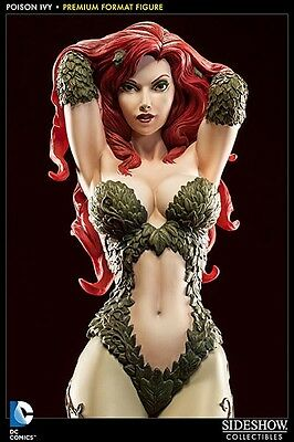 Sideshow Collectibles POISON IVY EXCLUSIVE Premium Format #879/1500