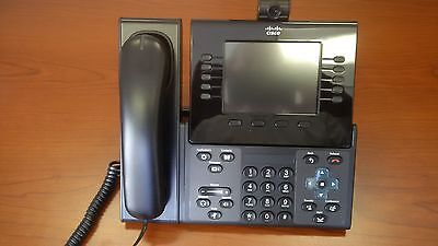 Cisco VOIP Phone CP-9951 with Camera CP-CAM