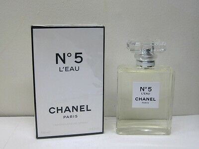 chanel no 5 l eau 100ml eau de toilette s spray perfume aud 139 00 picclick au