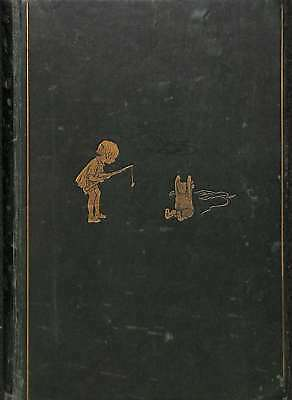 Winnie The Pooh; With Decorations By Ernest H. Shepard - 1st Edition, Good Condi