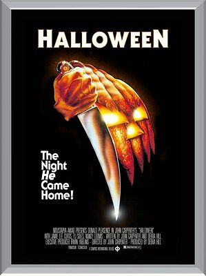Halloween Movie A1 To A4 Size Poster Prints