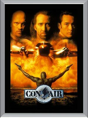 Con Air Movie A1 To A4 Size Poster Prints