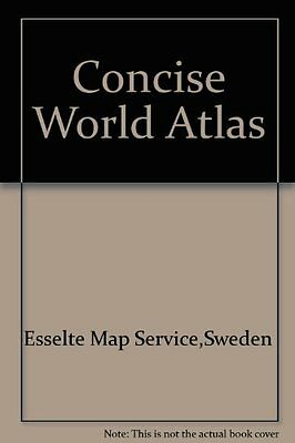 World maps maps atlases globes antiques page 98 picclick concise world atlassweden esselte map service gumiabroncs Choice Image