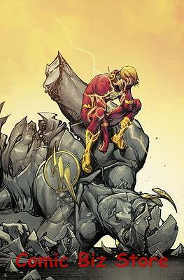 Flash #26 (2017) 1St Printing Variant Cover Dc Universe Rebirth Bagged & Boarded
